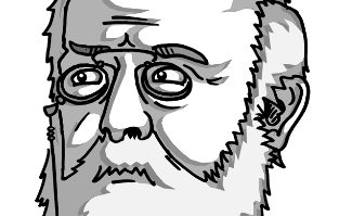 Profilbild von Konrad Duden